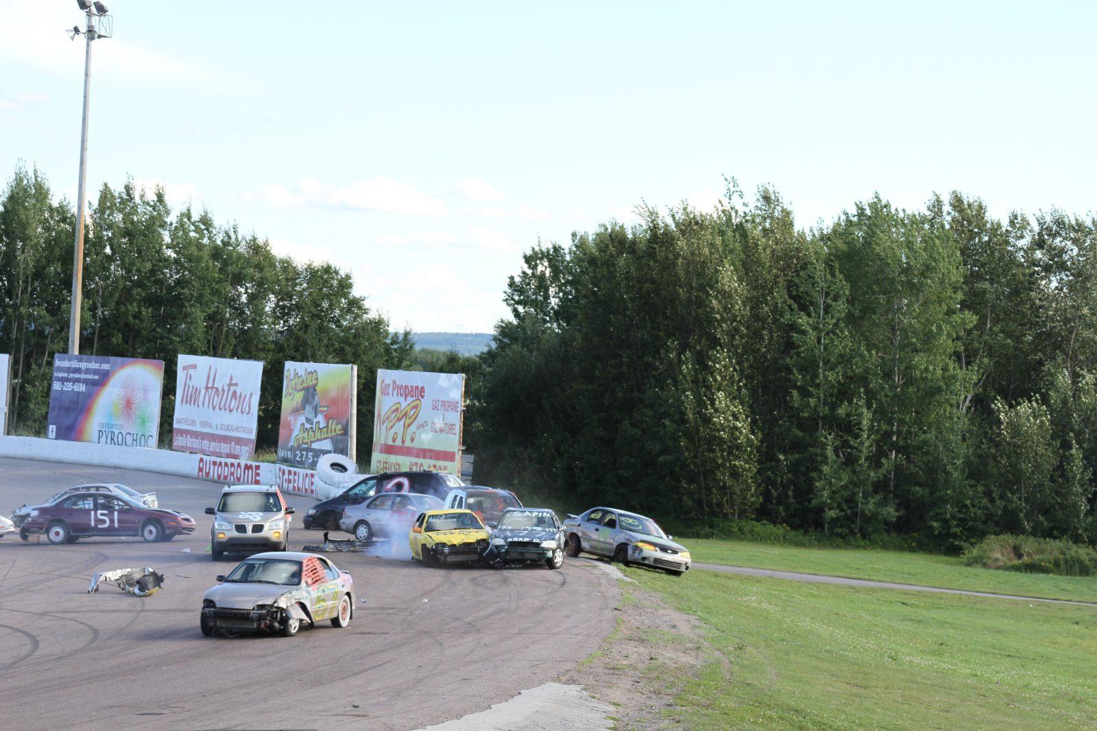 Autodrome de Saint-Félicien : on a hâte de lâcher les brakes pour présenter des courses