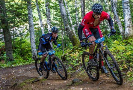 Une hausse d'achalandage de 30 % pour le vélo de montagne