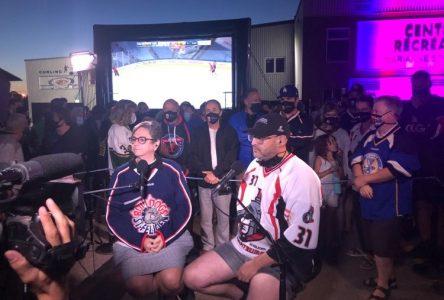 Saint-Félicien n'a pas remporté Kraft Hockeyville