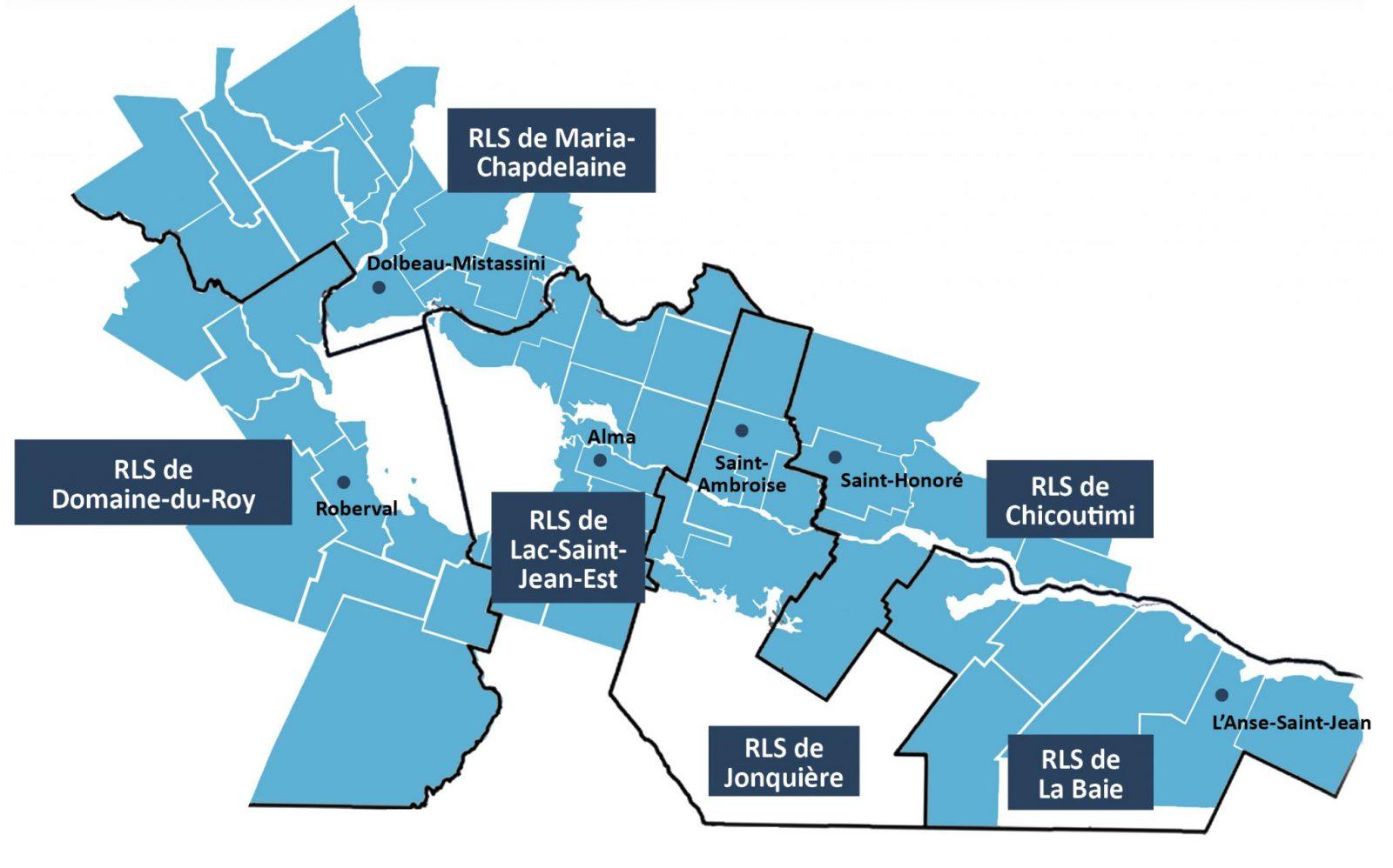 Trois nouveaux cas à la COVID-19 dans la région