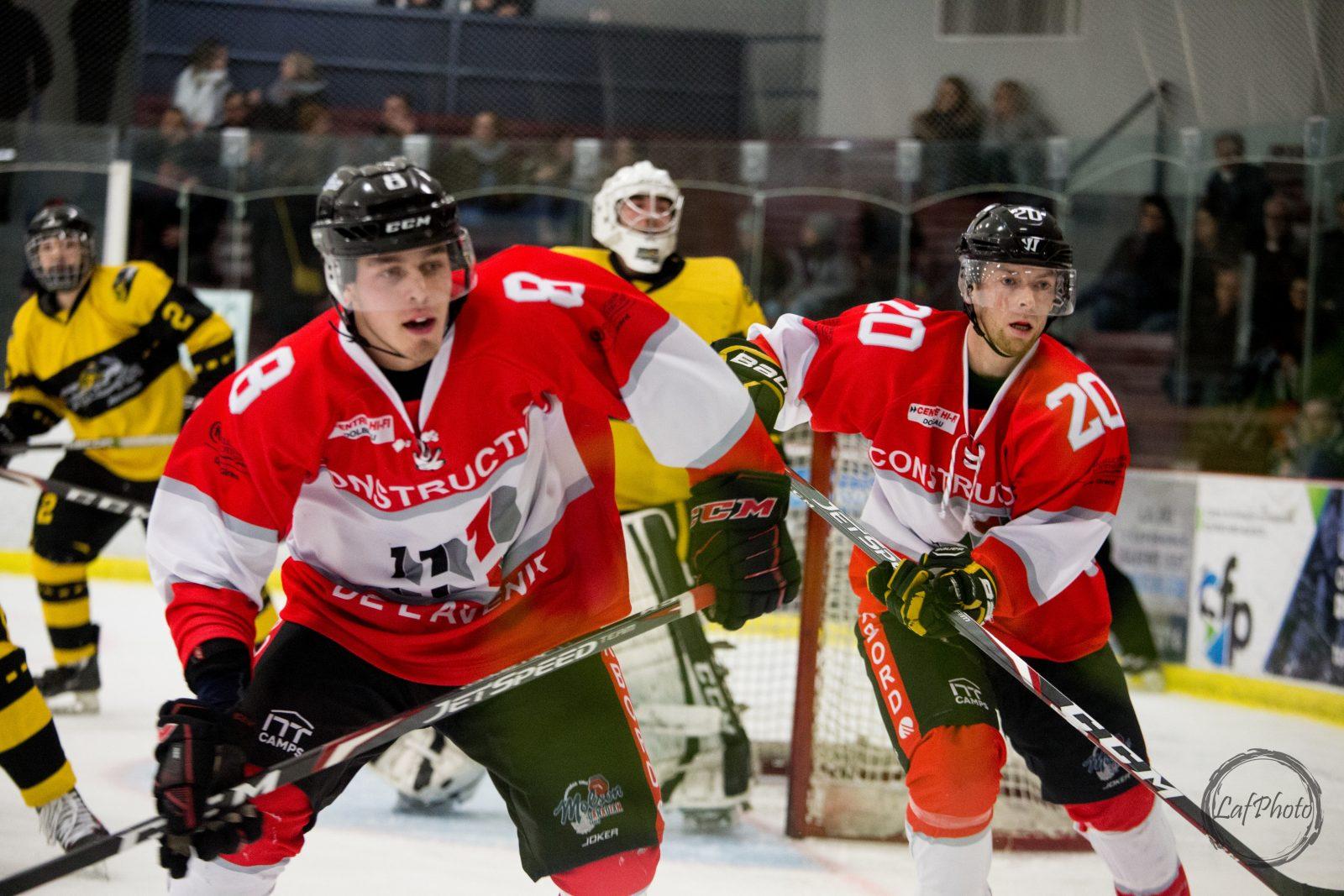 La Ligue de hockey senior AA jongle avec trois options