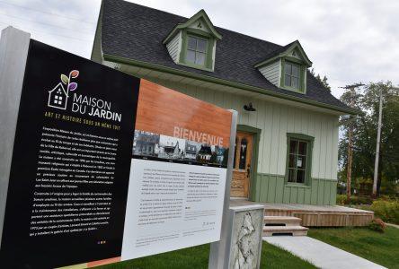 Un musée dans l'ancienne Maison Léonard-Simard