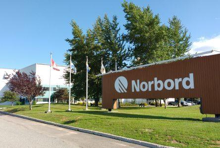 Réouverture imminente de l'usine Norbord