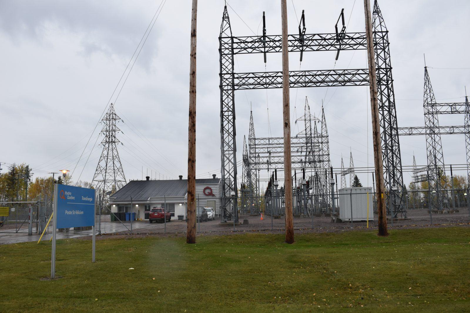 Entre La Doré et Saint-Félicien: 150 M$ pour une nouvelle ligne de transmission