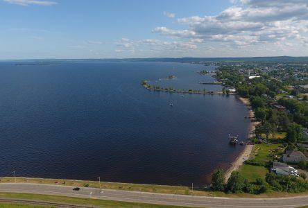 Record de précipitations en septembre, depuis 1953: Le niveau du lac Saint-Jean élevé pour la saison