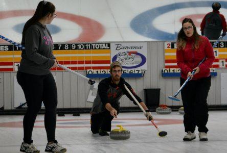 Club de curling de Roberval: La première pierre de la nouvelle saison est lancée