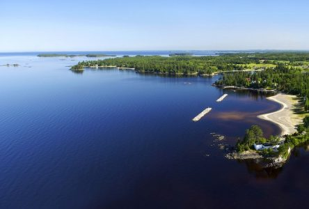 Le niveau du lac Saint-Jean à la hausse