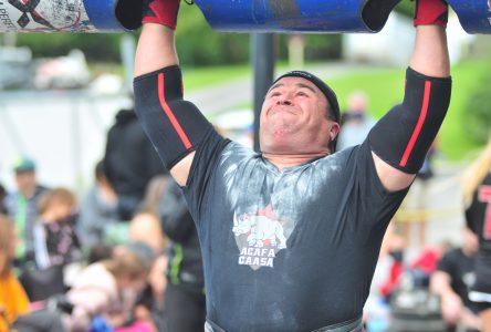 De la dynamophilie à homme fort : Olivier de Launière sort de sa zone de confort