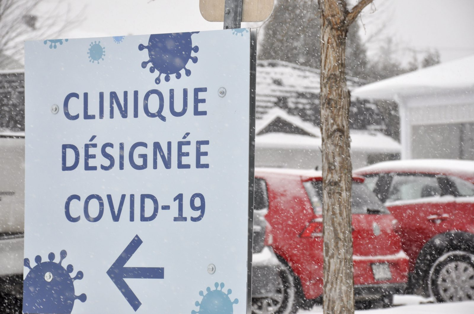 137 nouveaux cas dans la région: record de 2031 cas au Québec
