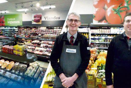 Marché Richelieu Épicerie Florent Lachance un prix prestigieux remporté par l'entreprise