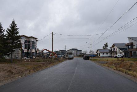 La construction de maisons a triplé à Saint-Prime