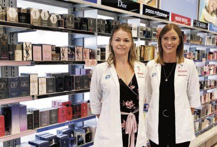 Pharmaprix Camille Gauthier et Kathleen Guay – Un seul arrêt suffira pour vous charmer!