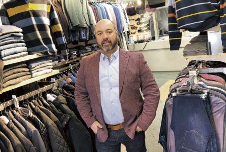 Boutique Normand Tanguay – Un repositionnement réussit : «J'ai fait de mes clients des amis»