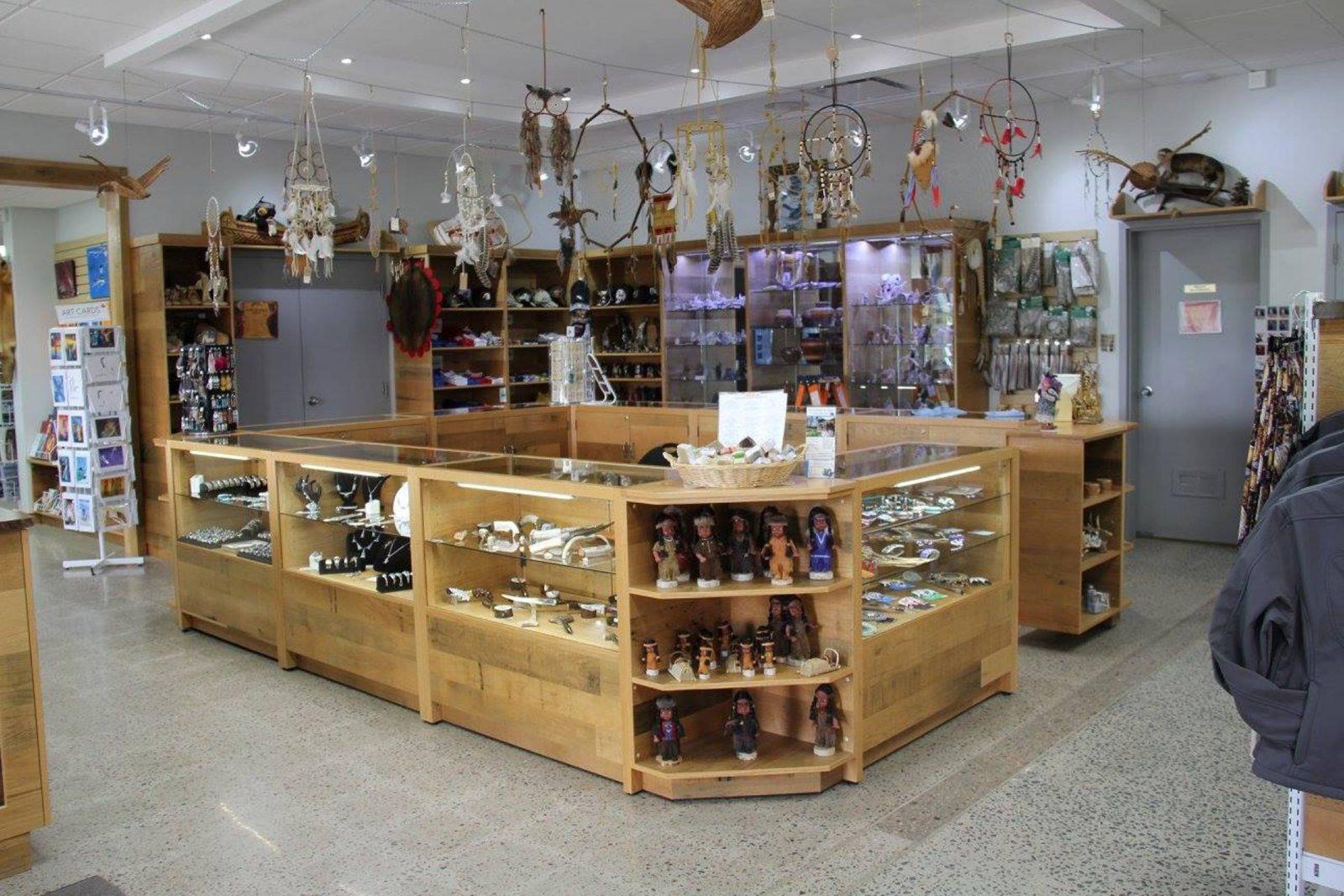 La boutique d'arts amérindiens Teuehikan ferme ses portes