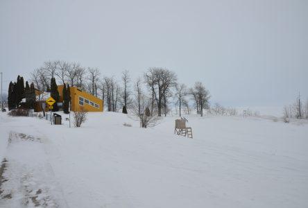 Deux projets importants sur la glace à Roberval