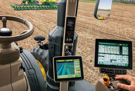 Tracteurs agricoles : Une technologie inégalée