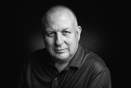 André DeLavoye dévoile son premier roman