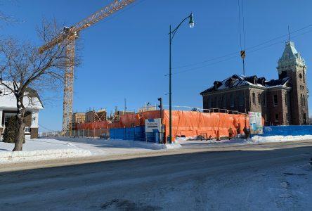 Construction Bon-Air : important contrat au palais de justice de Roberval