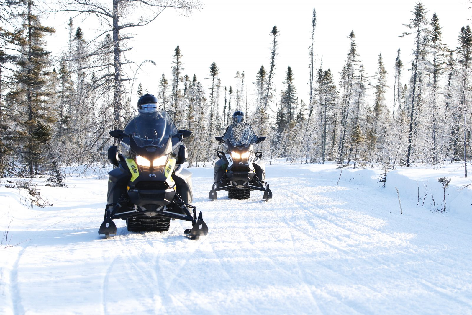 1,6 M$ pour l'entretien des sentiers de motoneige au Saguenay-Lac-Saint-Jean
