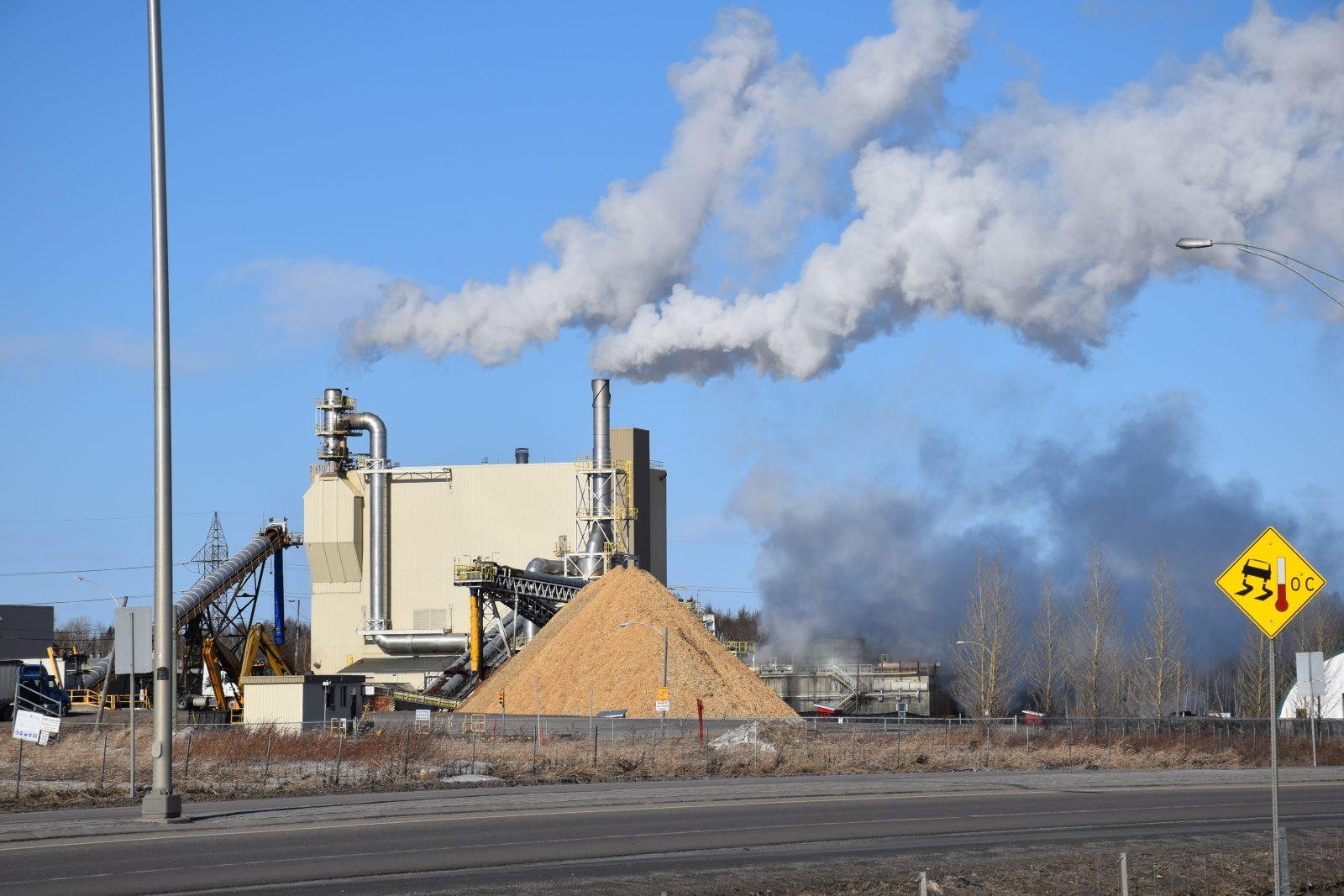 Le Centre de valorisation de biomasse sur la bonne voie