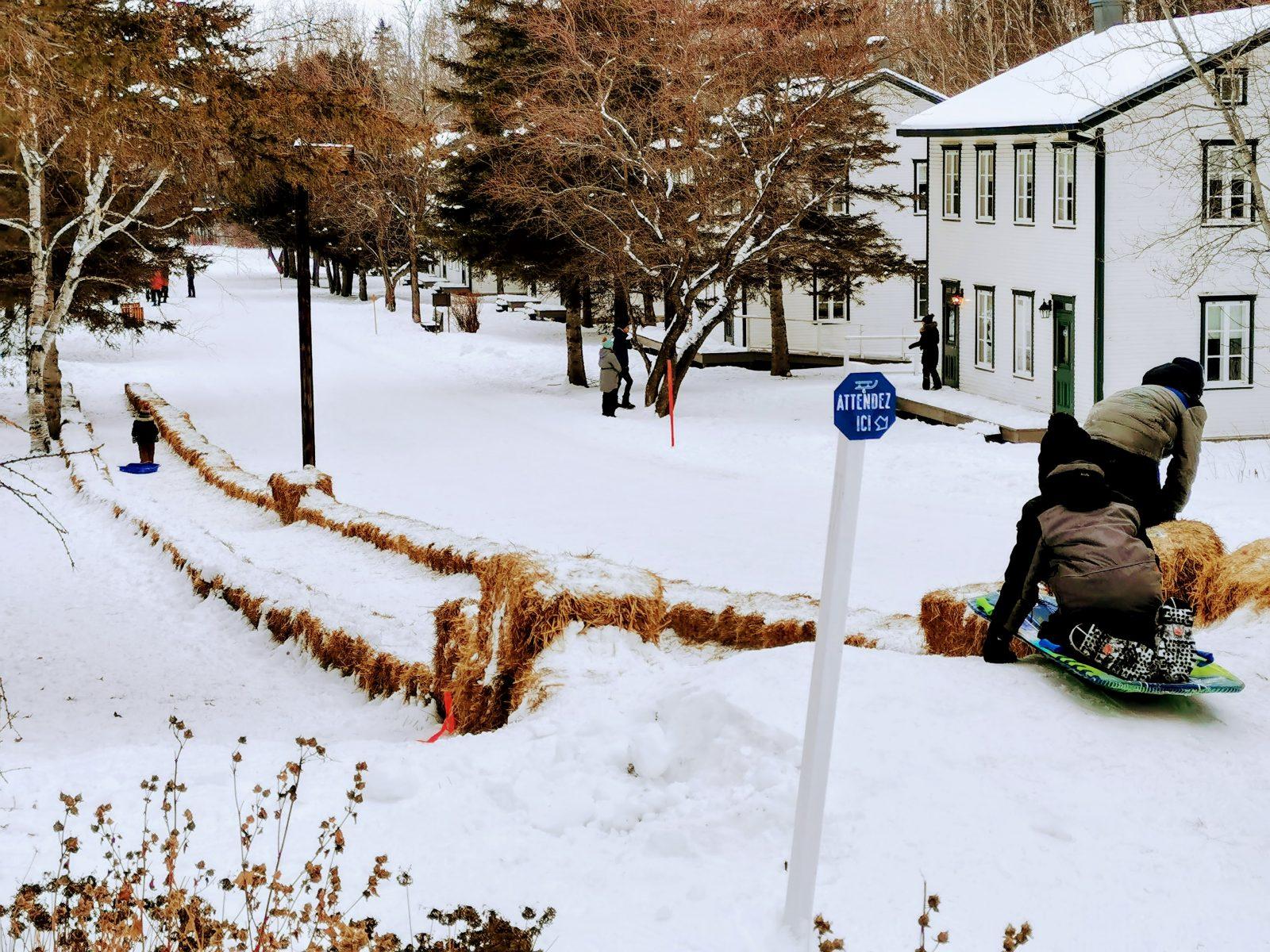 Val-Jalbert: une saison hivernale qui dépasse les attentes