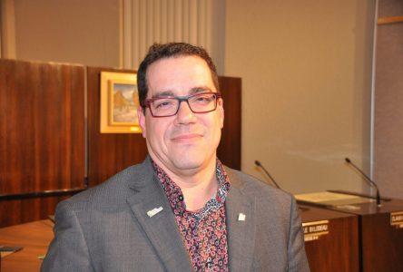 Yanick Baillargeon candidat à la préfecture dans Domaine-du-Roy