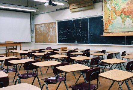 Grève des enseignants: horaire des écoles décalé de 2 heures