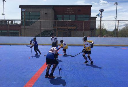 Dek hockey: les organisations n'attendent qu'un signal