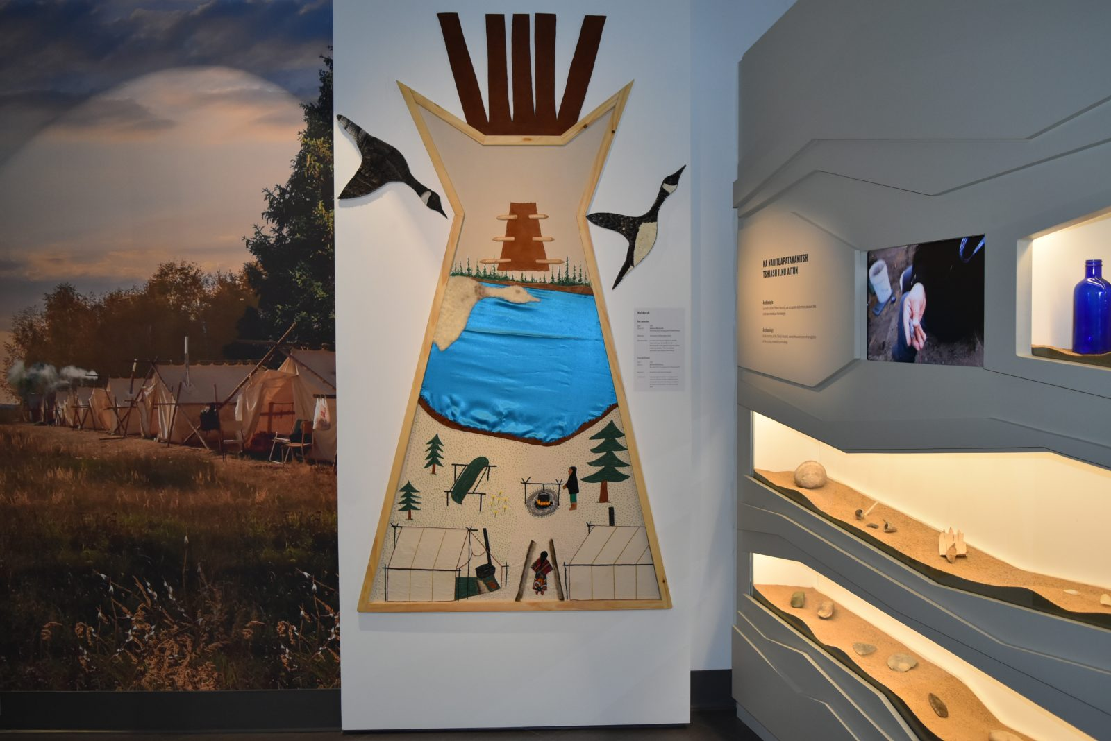 Le musée amérindien de Mashteuiatsh à l'honneur
