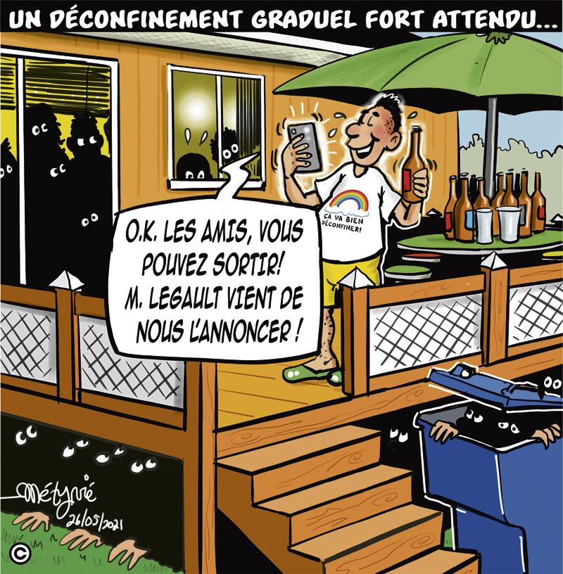 L'actualité par le Grand talent à Métyvié du 26 mai 2021