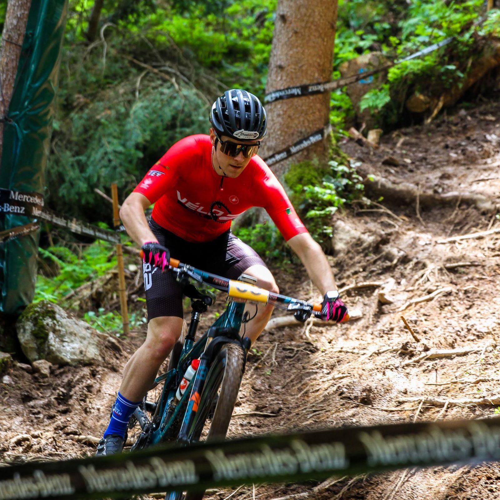 Championnat canadien de vélo de montagne: Victor Verreault 2e dans les moins de 23 ans