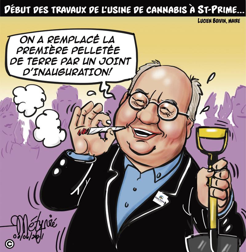 L'actualité par le Grand talent à Métyvié du 2 juin 2021