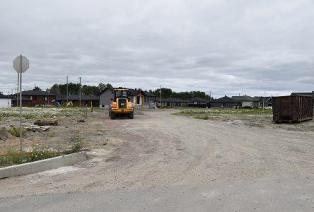 Construction résidentielle: Saint-Félicien et Roberval se tirent bien d'affaire