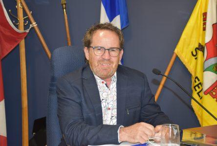 Mairie de Saint-Félicien : Gervais Laprise officiellement candidat