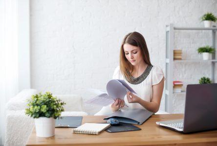 6 conseils pour aménager un bureau à la maison facilement