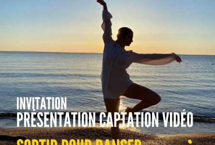 L'École de danse Studio Nord présente ce soir en captation vidéo «Sortir pour danser»