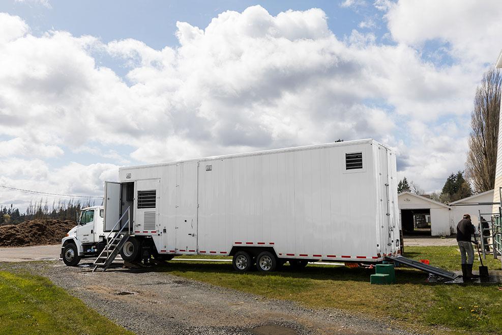 Abattoir mobile dans la région : Une étude évaluera la faisabilité