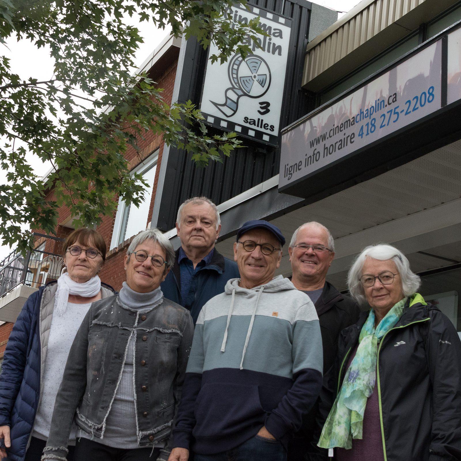 Redémarrage des activités : Le Ciné-club de Roberval sous les projecteurs