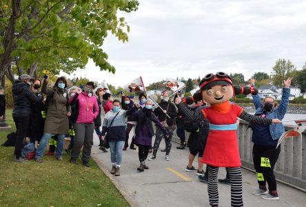 CPE : Une première journée de grève à l'échelle du Québec