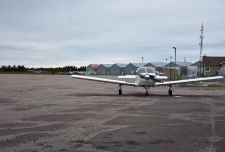 Aérodrome Lac-Saint-Jean : 2,4 M$ pour le tarmac et l'aérogare