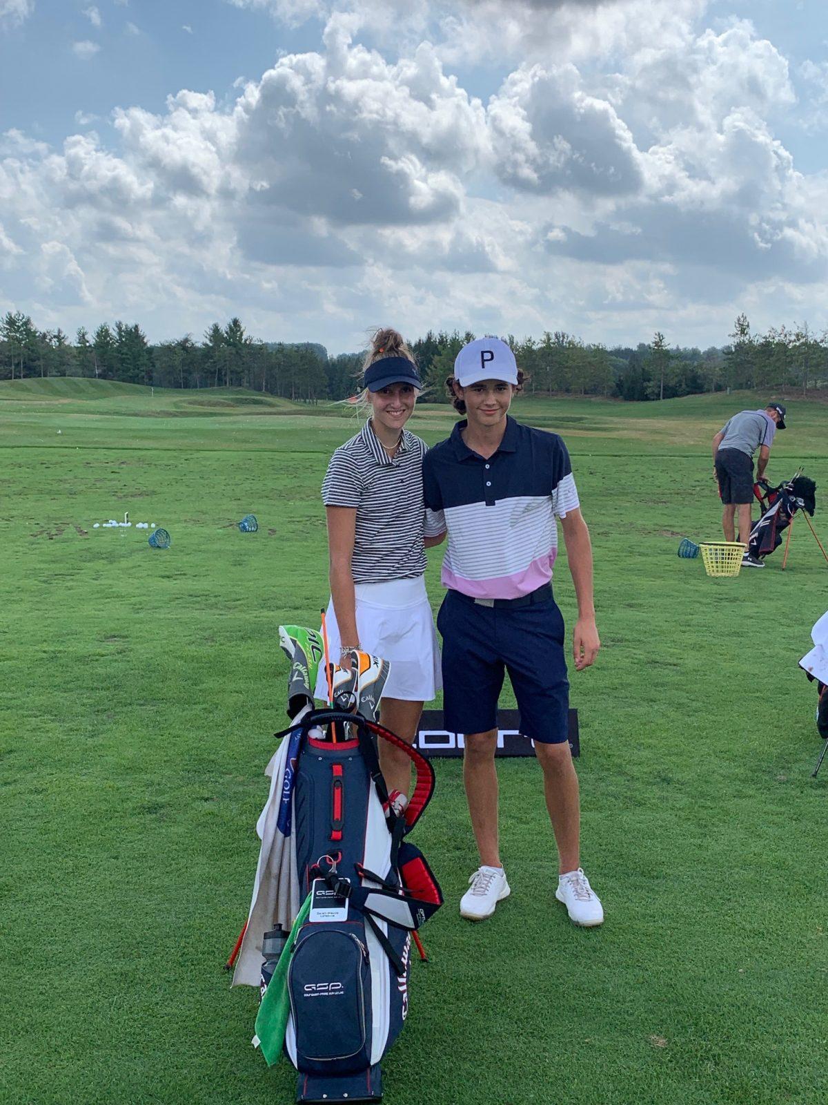 Défi national de golf junior d'habiletés à Toronto: Deux membres du club de Saint-Prime parmi les meilleurs espoirs canadiens