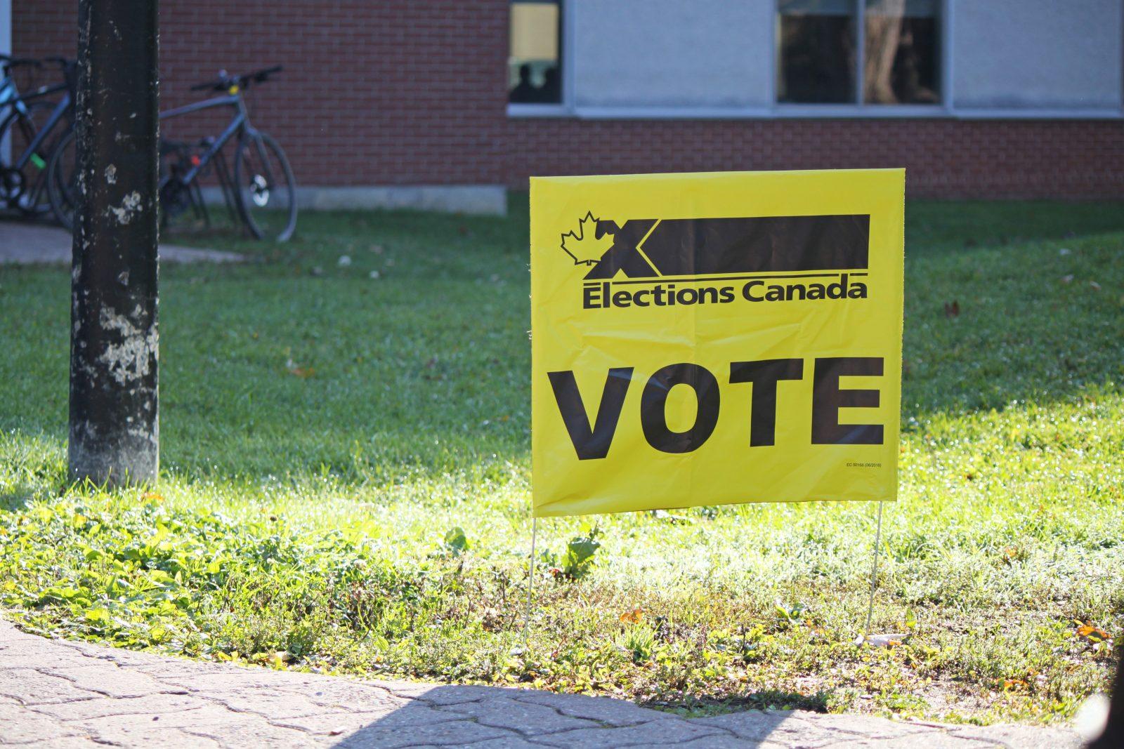 Élections fédérales : Les candidats font le point