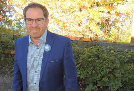 Candidat à la mairie de Saint-Félicien: Gervais Laprise prône l'innovation et l'audace