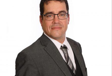 MRC Domaine-du-Roy : Yanick Baillargeon sollicite une deuxième mandat