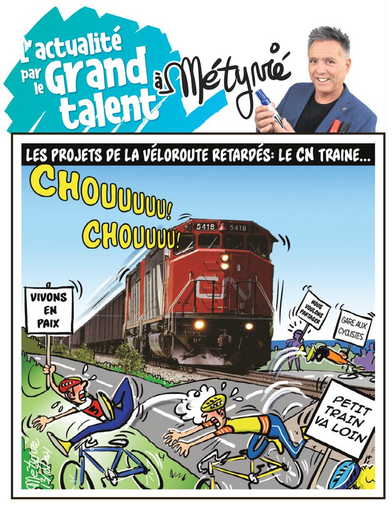 L'actualité par le Grand talent à Métyvié du 13 octobre 2021