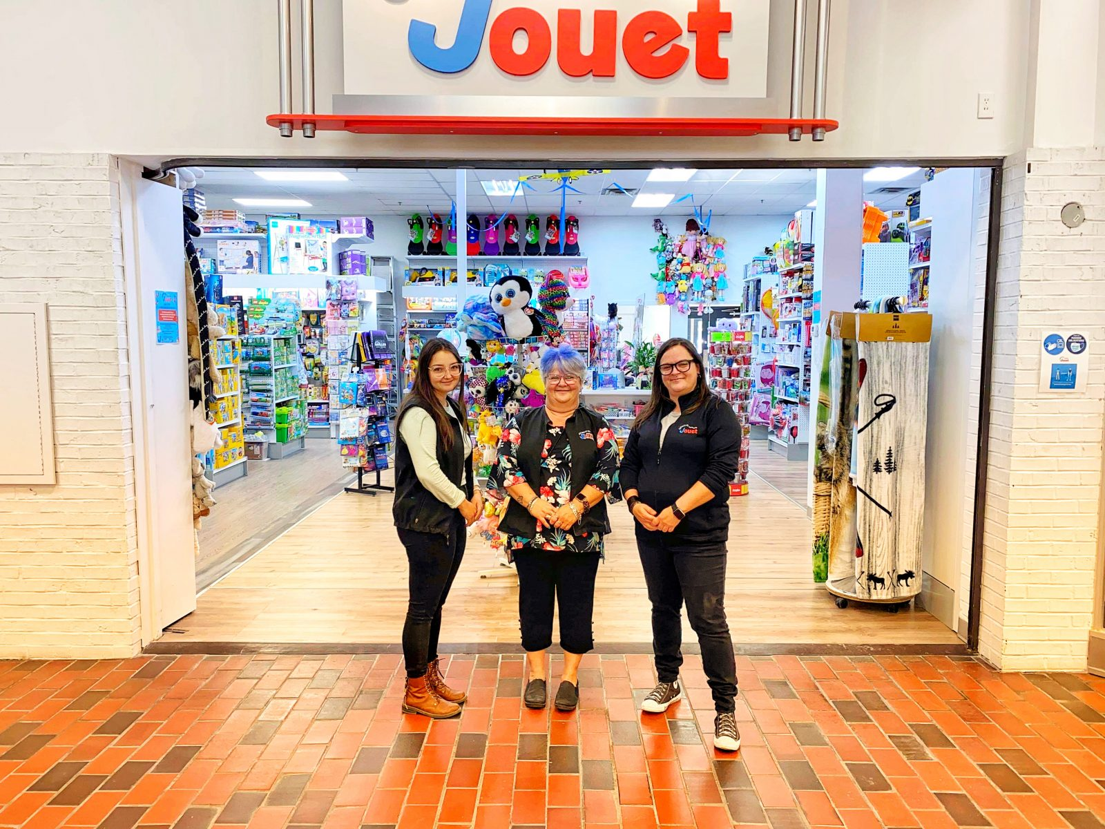 Investissement de 200000 $: La Galerie du jouet inaugure son agrandissement